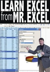 Learn Excel from Mr. Excel - 277 Excel Mysteries Solved ebook by Bill Jelen