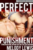Perfect Punishment - A Kinky Bisexual MMF Threesome Erotic Short Story from Steam Books ebook by Melody Lewis, Steam Books