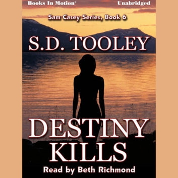 Destiny Kills audiobook by S.D. Tooley