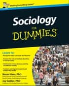 Sociology For Dummies ebook by Nasar Meer, Jay Gabler