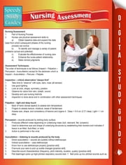 Nursing Assessment (Speedy Study Guides) ebook by Speedy Publishing