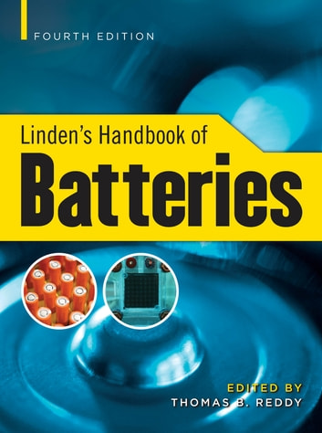 Lindens handbook of batteries 4th edition ebook by thomas reddy lindens handbook of batteries 4th edition ebook by thomas reddy fandeluxe Gallery