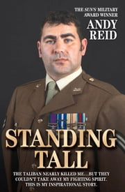 Standing Tall ebook by Andy Reid