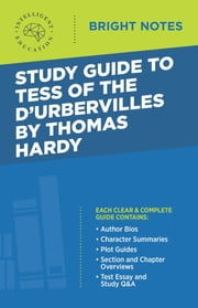Study Guide to Tess of d'Urbervilles by Thomas Hardy ebook by Intelligent Education