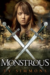 Monstrous ebook by Ty Simmons