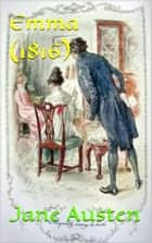 Emma (1816) (English Edition) ebook by Jane Austen