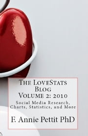 The LoveStats Blog Volume 2: 2010 ebook by F. Annie Pettit PhD