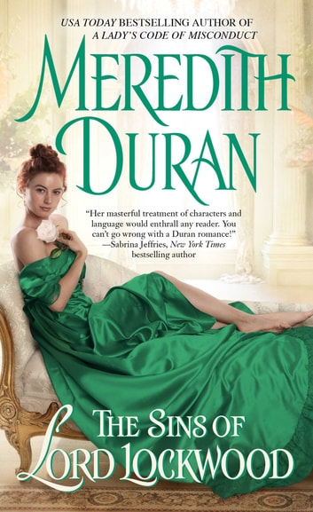 The Sins of Lord Lockwood ebook by Meredith Duran