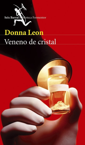 Veneno de cristal ebook by Donna Leon