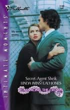 Secret-Agent Sheik ebook by Linda Winstead Jones