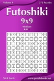Futoshiki 9x9 - Medium - Volume 9 - 276 Puzzles