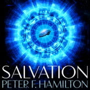 Salvation audiobook by Peter F. Hamilton