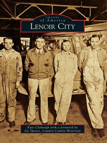 Lenoir City ebook by Kate Clabough