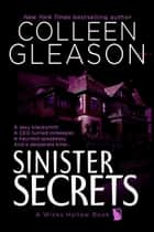 Sinister Secrets ebook by Colleen Gleason