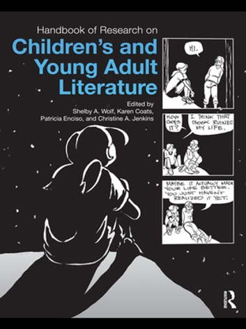 Handbook of Research on Children's and Young Adult Literature ebook by