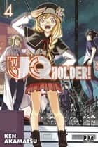 UQ Holder! T04 eBook by Ken Akamatsu