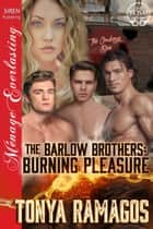 The Barlow Brothers: Burning Pleasure ebook by Tonya Ramagos