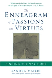 The Enneagram of Passions and Virtues - Finding the Way Home ebook by Sandra Maitri