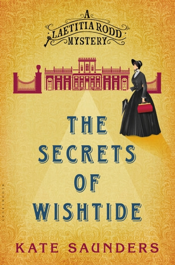 The Secrets of Wishtide ebook by Kate Saunders