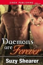 Daemons Are Forever ebook by Suzy Shearer