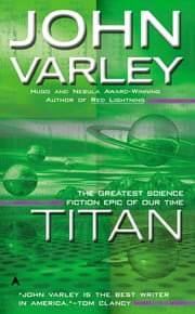 Titan ebook by John Varley