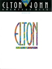 Elton John - Greatest Hits Updated (Songbook) ebook by Elton John