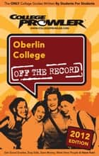 Oberlin College 2012 ebook by Veronica Colegrove