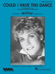 Could I Have This Dance Sheet Music ebook by Anne Murray
