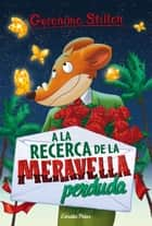 A la recerca de la meravella perduda - Geronimo Stilton 2 ebook by Geronimo Stilton, David Nel·lo