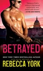 Betrayed ebook by Rebecca York