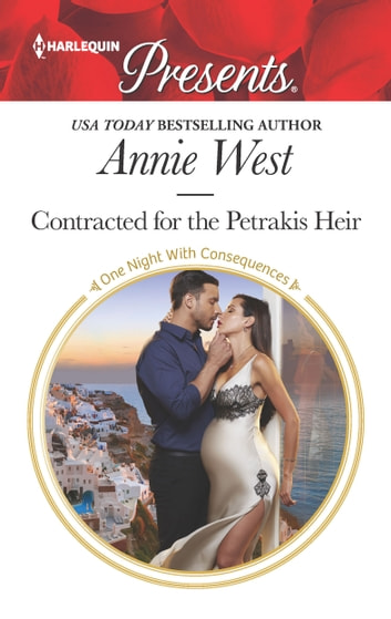 Contracted for the Petrakis Heir 電子書 by Annie West