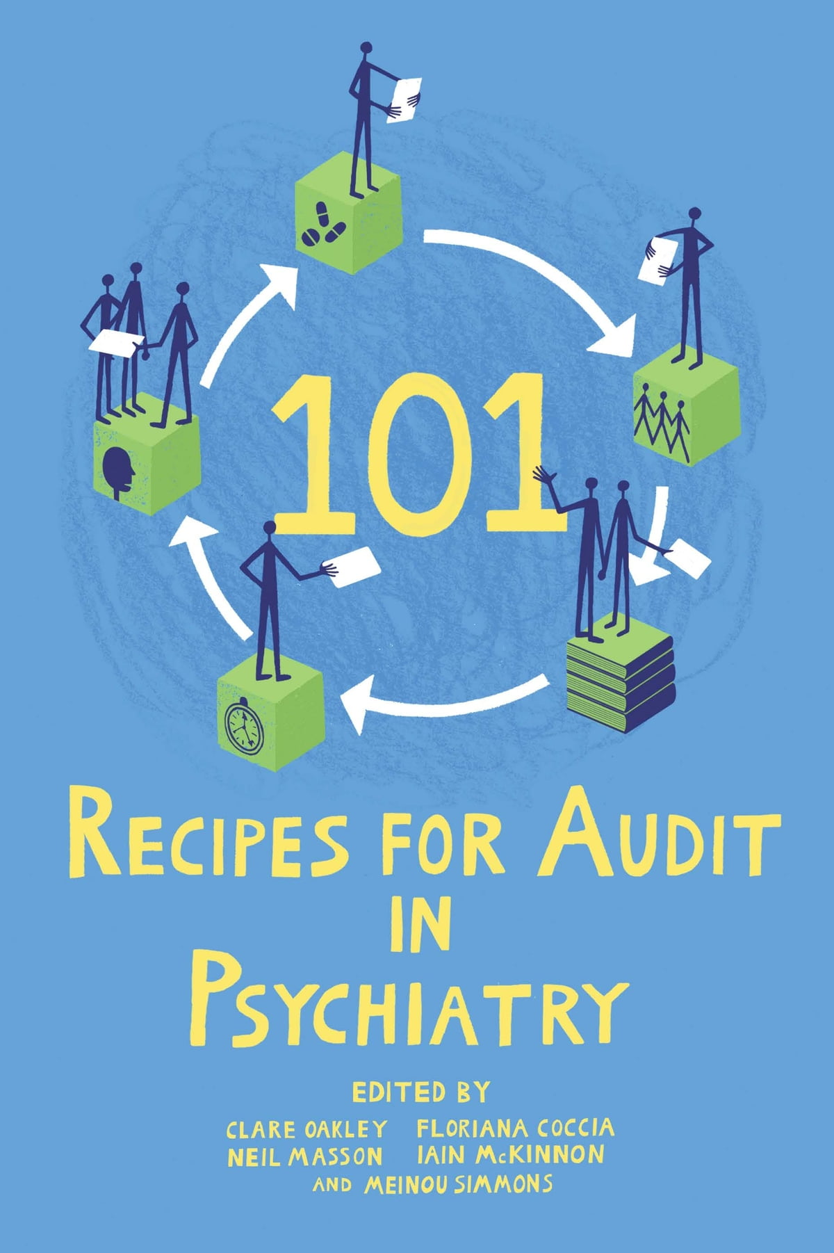 101 Recipes for Audit in Psychiatry eBook by - 9781908020642 | Rakuten Kobo