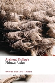 Phineas Redux ebook by Anthony Trollope,John Bowen