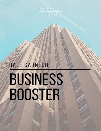Business Booster ekitaplar by Dale Carnegie
