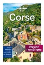 Corse 14 ebook by LONELY PLANET