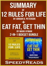 eat fat get thin mark hyman 2 books collection set