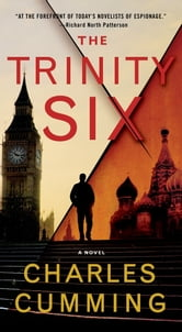 The Trinity Six ebook by Charles Cumming