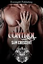 Control ebook by Sam Crescent