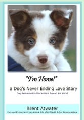I'm Home! a Dog's Never Ending Love Story- Animal Life After Death -Dog  Heaven, Dog's purpose for reincarnation, animal soul contracts