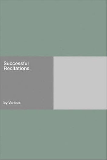 Successful Recitations ebook by Various