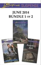 Love Inspired Suspense June 2014 - Bundle 1 of 2 ebook by Terri Reed,Hannah Alexander,Mary Alford