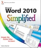 Word 2010 Simplified ebook by Elaine Marmel