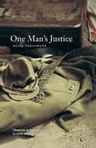One Man's Justice ebook by Akira Yoshimura