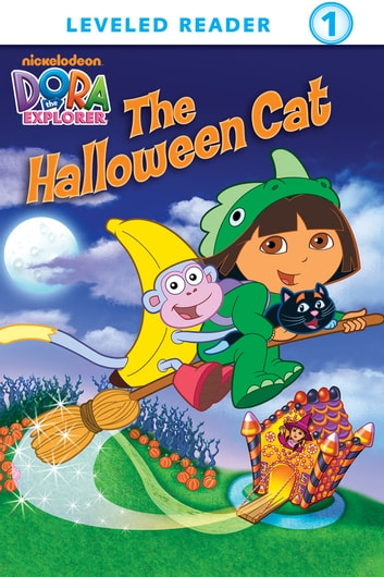 The Halloween Cat (Dora the Explorer) ebook by Nickelodeon Publishing