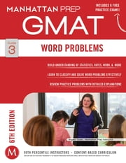 GMAT Word Problems ebook by Manhattan Prep