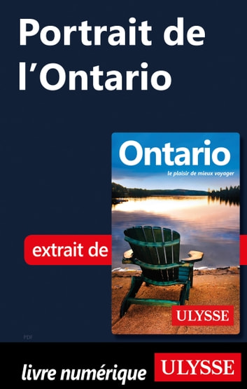 Portrait de l'Ontario ebook by Collectif Ulysse