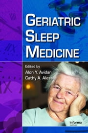 Geriatric Sleep Medicine ebook by Avidan, Alon Y.