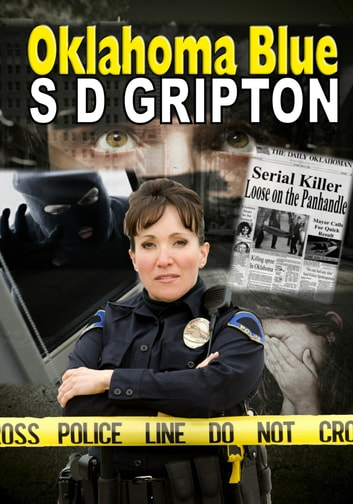 Oklahoma Blue ebook by S.D. Gripton