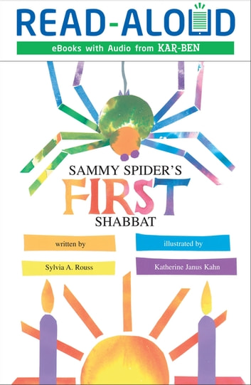Sammy spiders first shabbat ebook by sylvia a rouss sammy spiders first shabbat ebook by sylvia a rouss fandeluxe Document