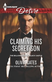 Claiming His Secret Son ebook by Olivia Gates